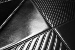 Dalle croute de cuir sol/mur Carre strie 1